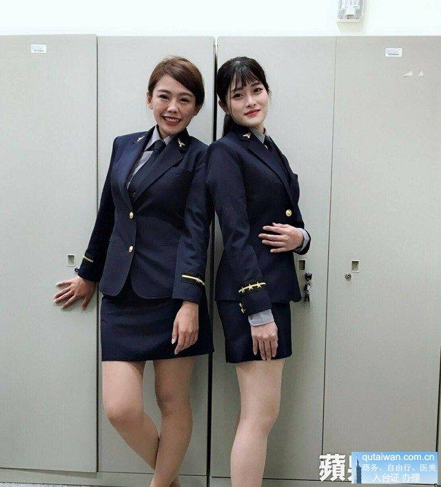 有警界徐怀玉余珮毓(左),加台版石原聪美周瑜超吸晴。