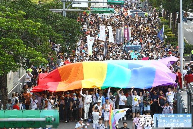 524同婚登记,台湾将成为亚洲第一个以法律保障同志伴侣婚姻地区