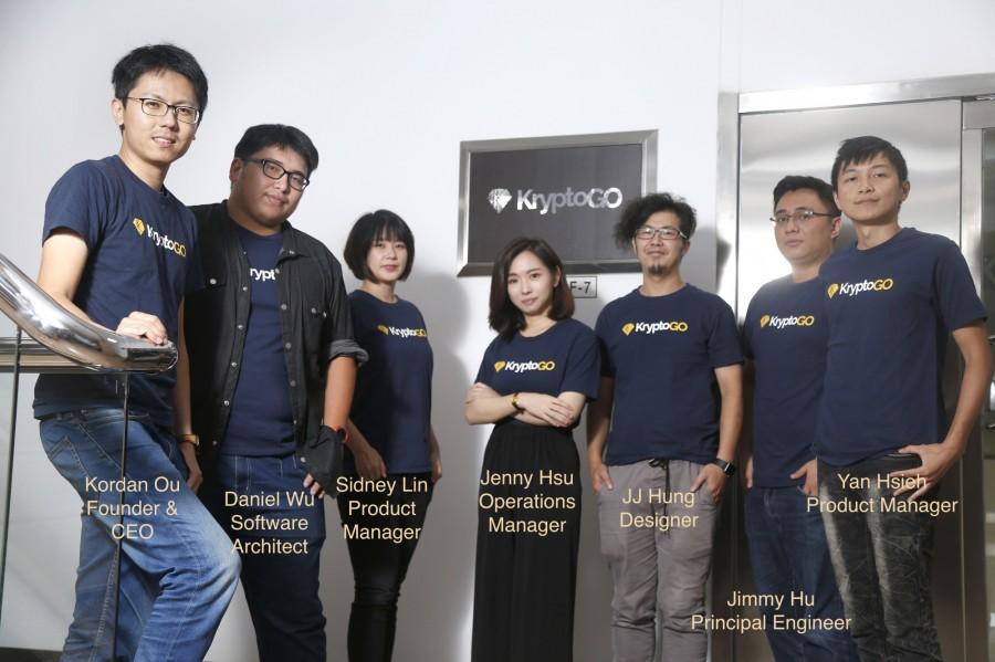 KryptoGO团队