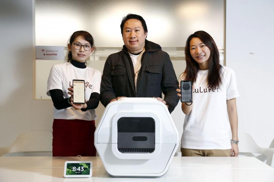 Lulupet公司核心团队成员
