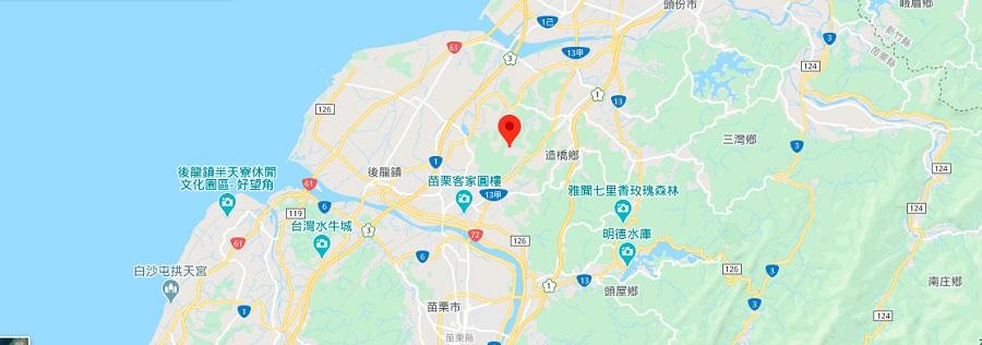 香格里拉乐园地理位置图
