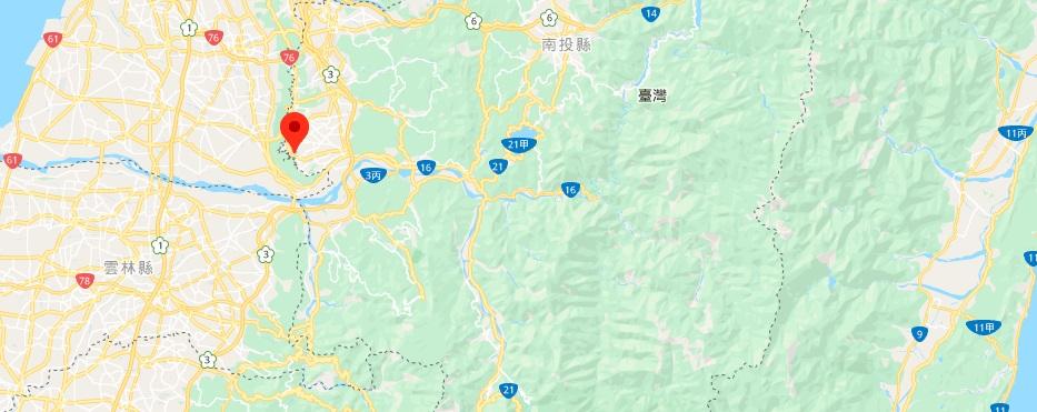 松柏岭森林风景公园地图地理位置