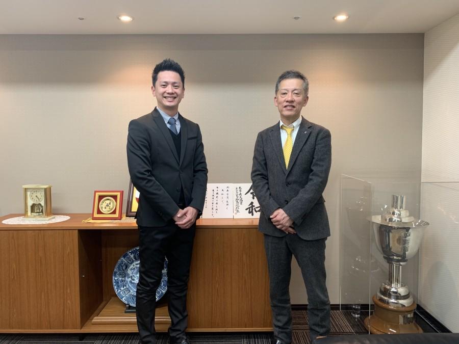 Golface宣布与西日本新闻集社建立合作