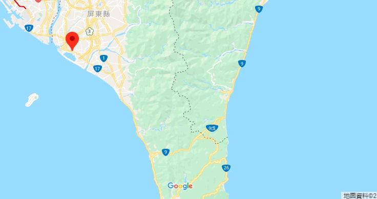 大鹏湾景区地理位置地图