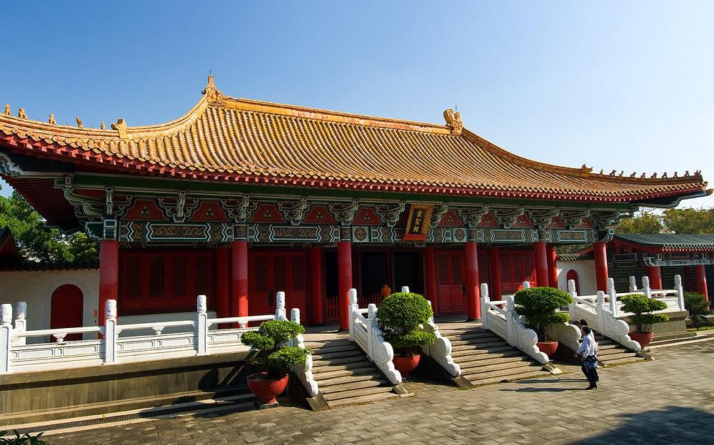 高雄孔子庙-崇圣祠