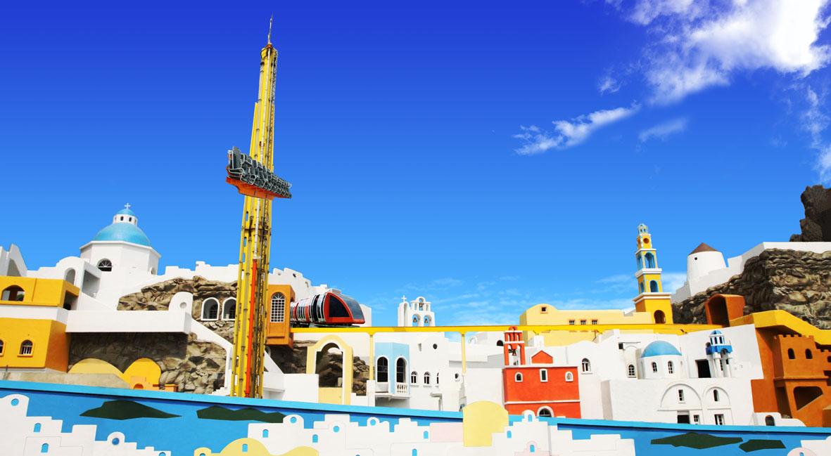 地中海式情景设计