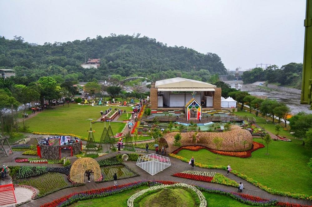 景区内部游玩设施