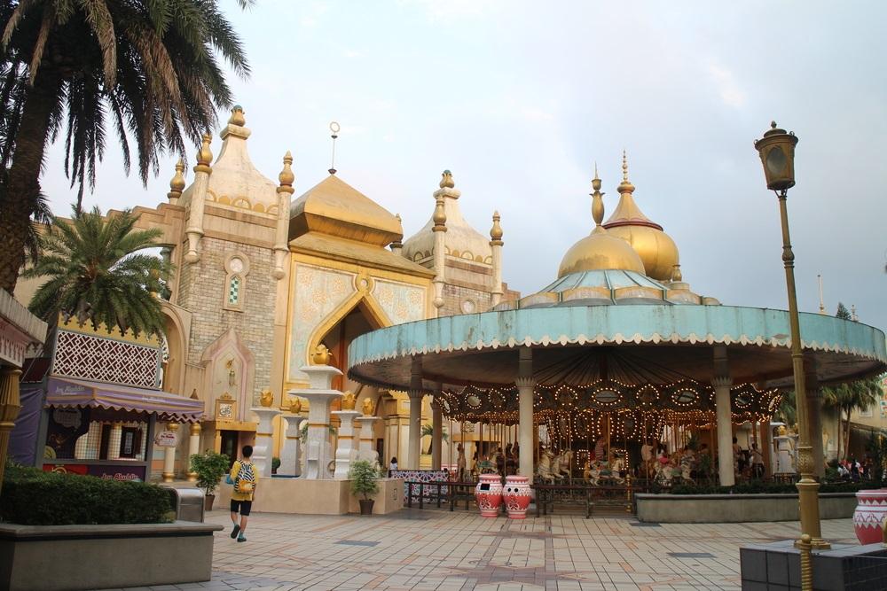 阿拉伯皇宫