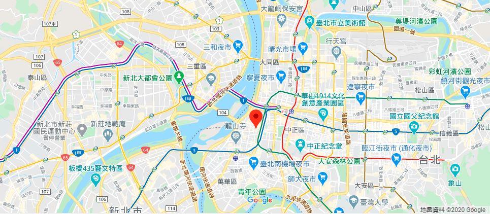 西门红楼地理位置地图