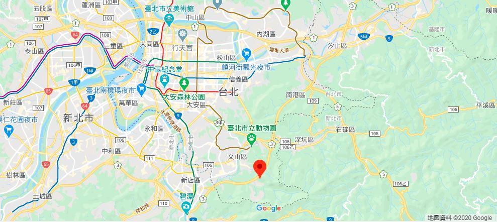 指南宫地理位置地图