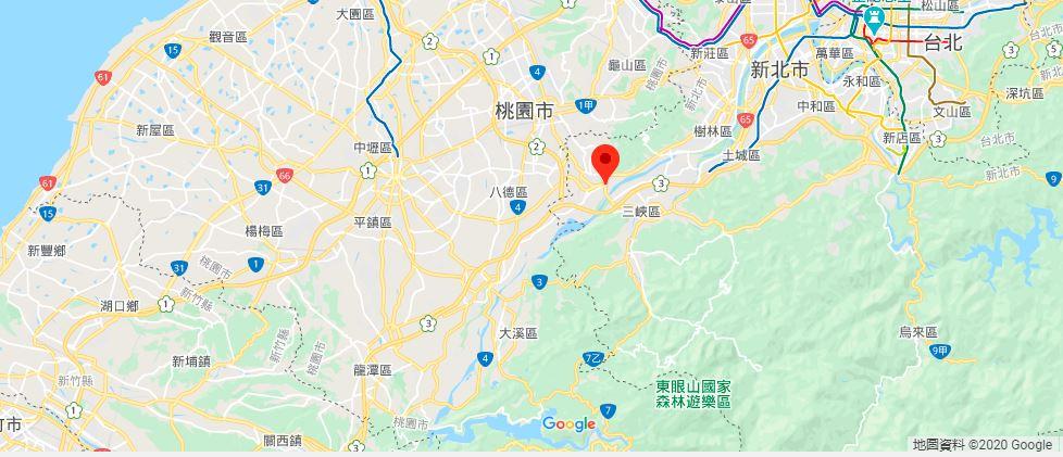 莺歌陶瓷博物馆地理位置地图
