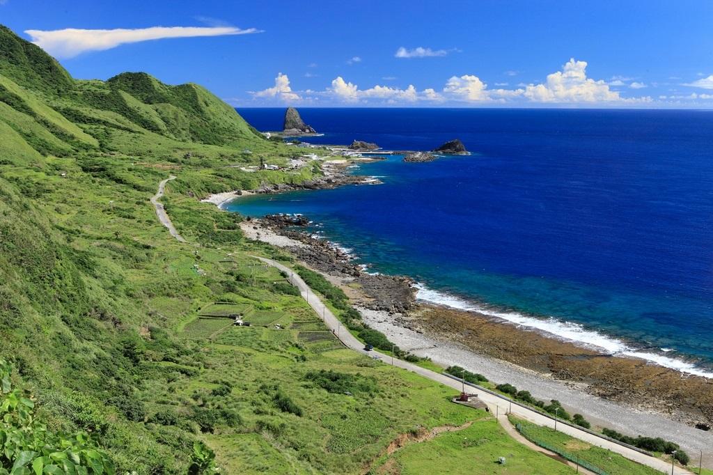 兰屿岛之美
