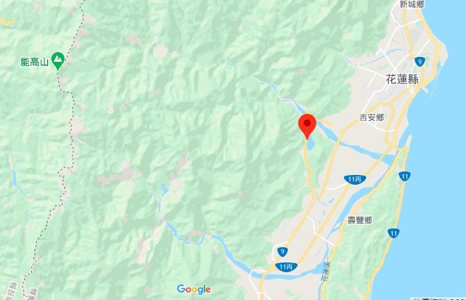 鲤鱼潭地理位置地图