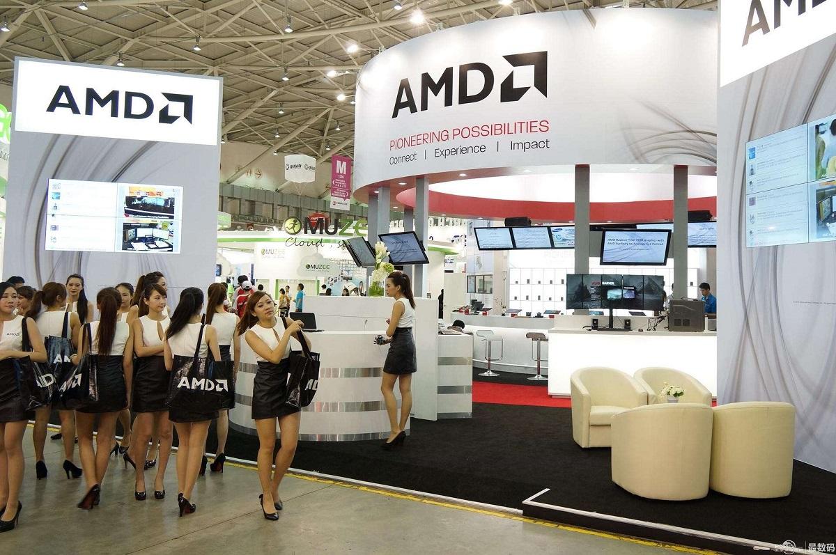 台北电脑展人气很旺