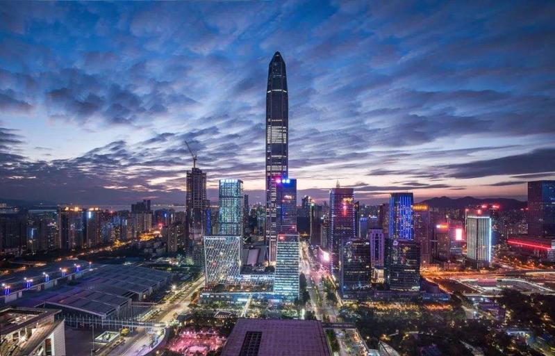 深圳经济发展是大湾区重中之重