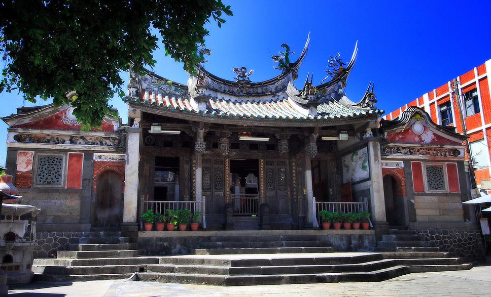 澎湖天后宫是全台湾历史最悠久的妈祖庙