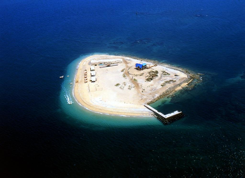 澎湖险礁屿空拍
