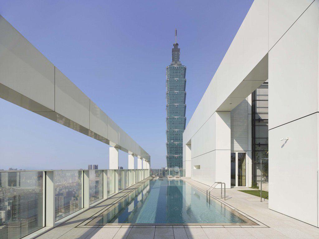 台北在销售新房豪宅-琢白