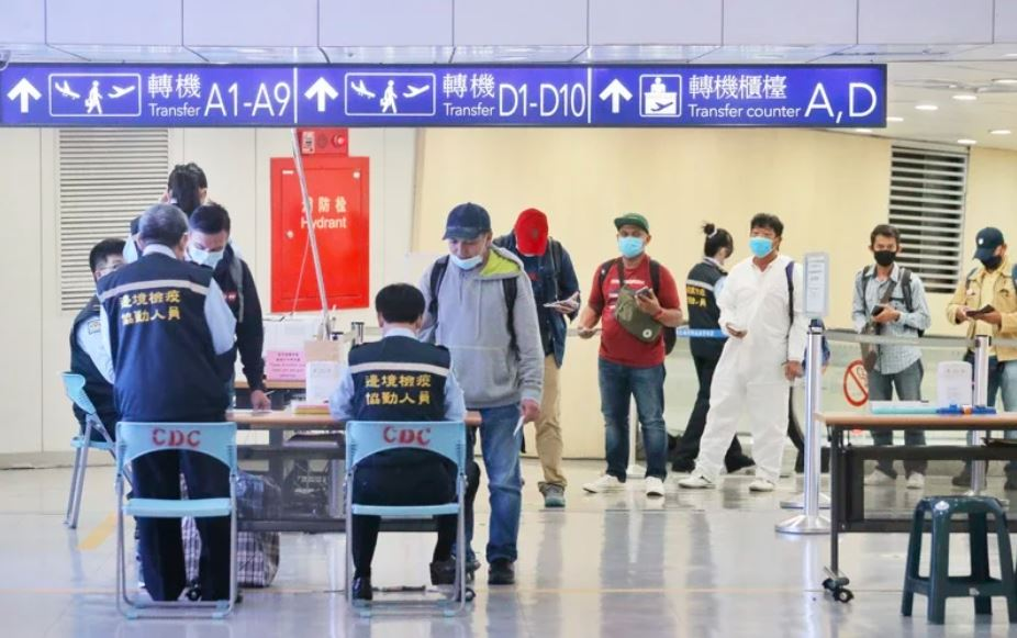 元旦起,禁止无居留证外籍人士入境,观察期1个月,视疫情决定延长或停止