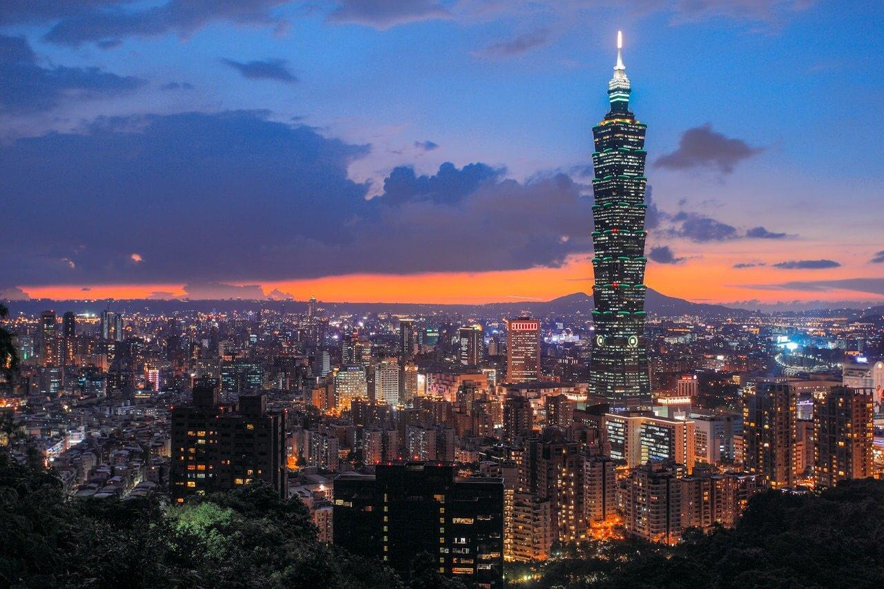 大陆资本投资台湾公司